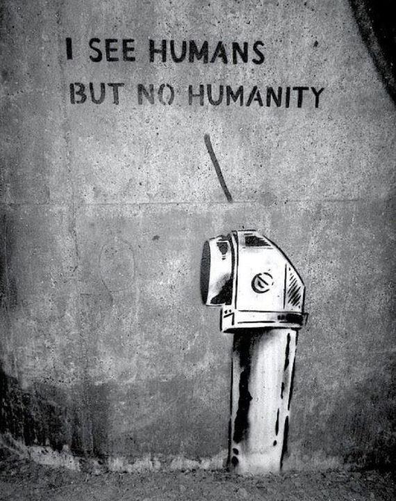 Humans and humanity