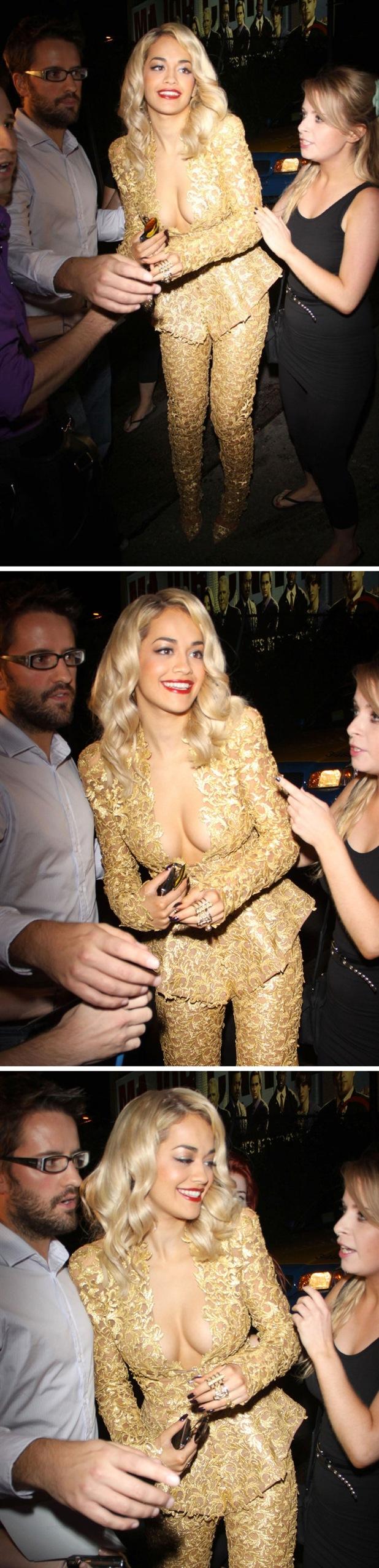 Rita Ora dress