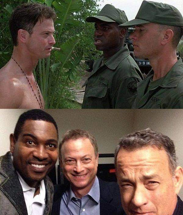 Forrest Gump Reunited For Charity Event