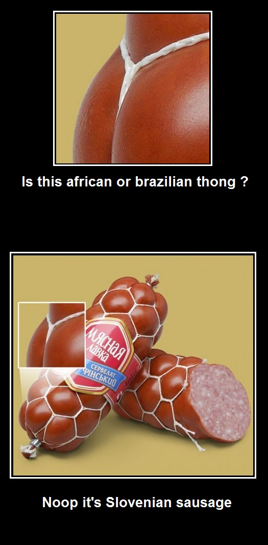 Is this african od brazilian thong ?