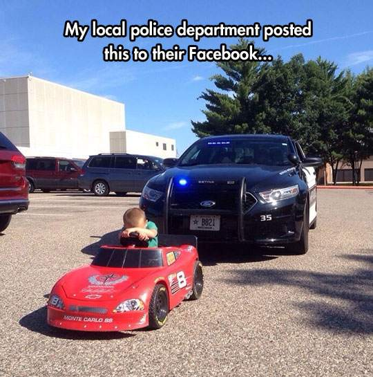 My local police department posted this to their Facebook...