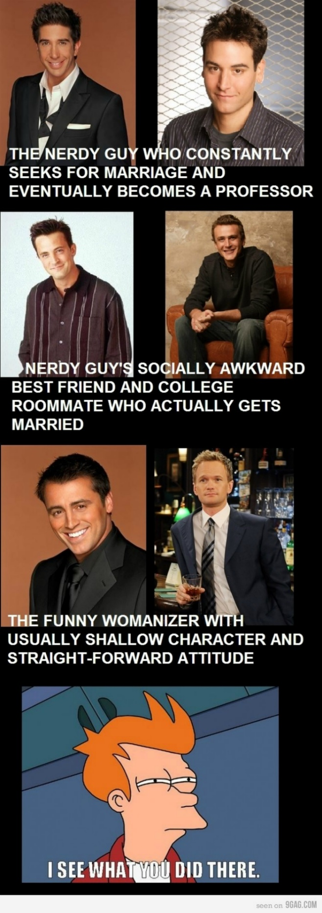 Friends Or How I Met Your Mother Yahoo : Similarity between friends and how i met your mother buz