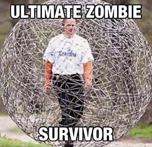 Ultimate Zombie Survivor Ball