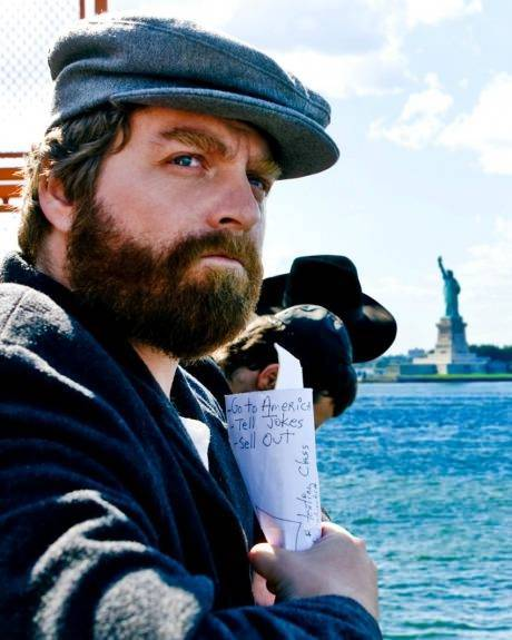 Zach Galifianakis's life goals