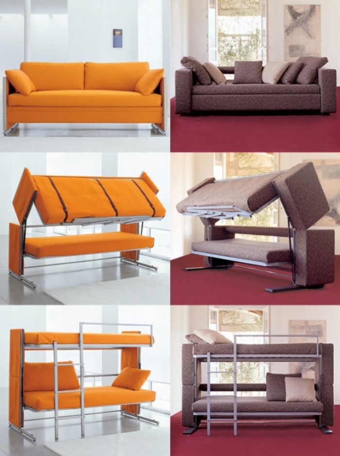 Space Saving Sofa Bed