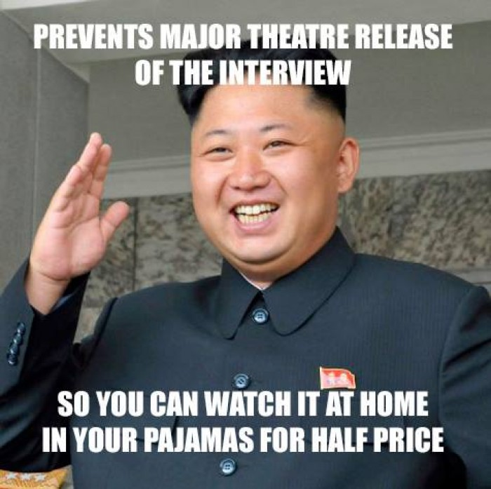 Good Guy Kim Jong Un