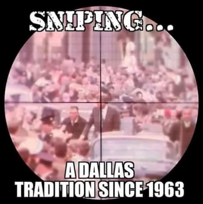 Sniping...