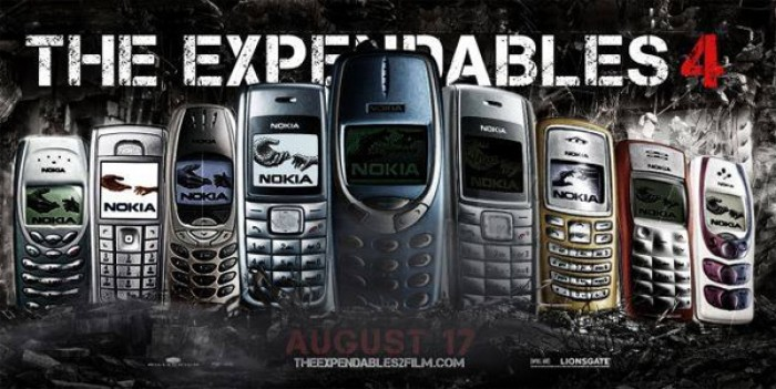 Expendable 4 - Nokia edition