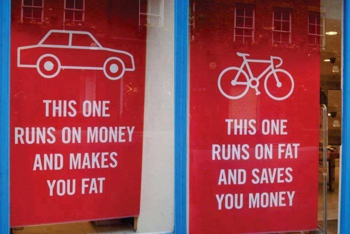Cars Make You Fat