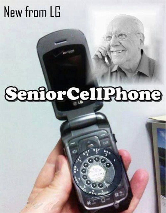 Best Senior Cell phone!!!