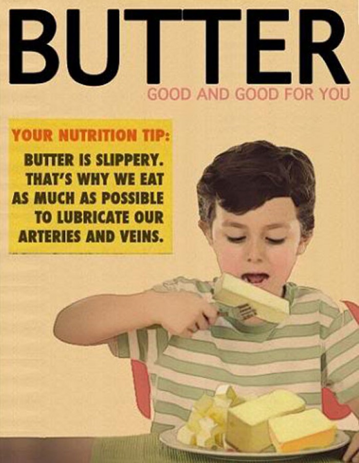 Butter Good And Good For You
