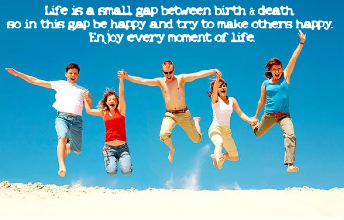 Ritu Ghatourey. - Life is a small gap between birth & death...
