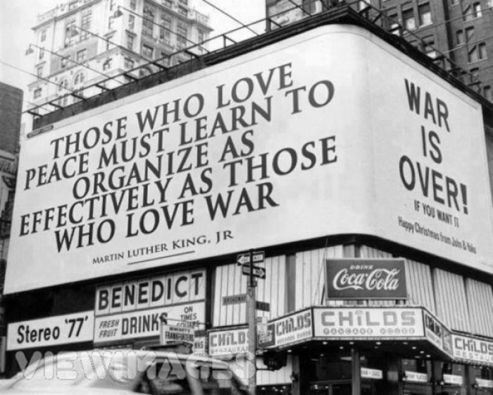 Martin Luther King Jr. - Those who love peace must learn to organize as ...