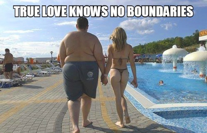 True love knows no boundaries