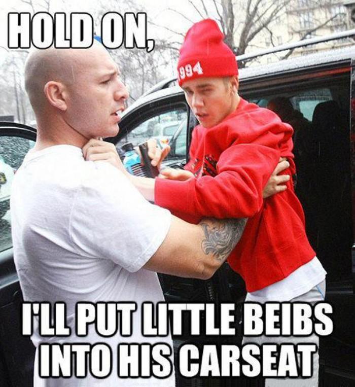 Little Justin Bieber