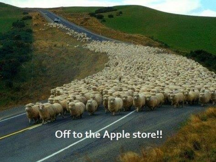 Off to the apple store :)