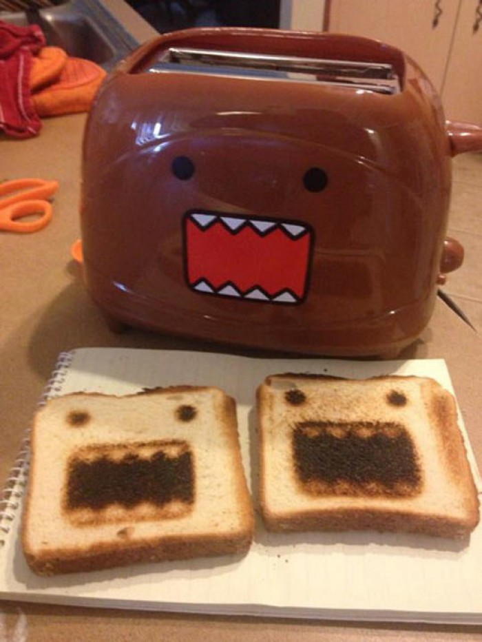 The Angry Toast