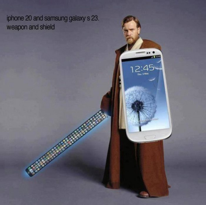 iPhone 20 and Samsung Galaxy 23