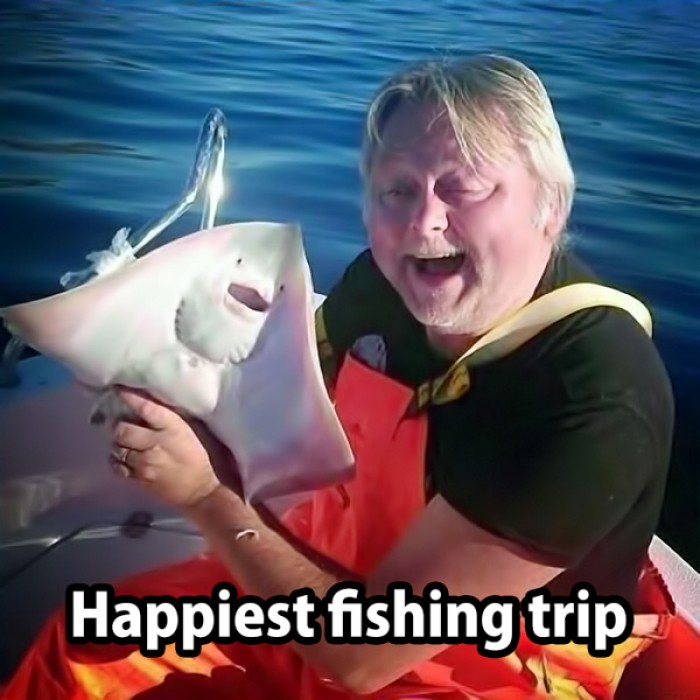 Best fishing trip ever!