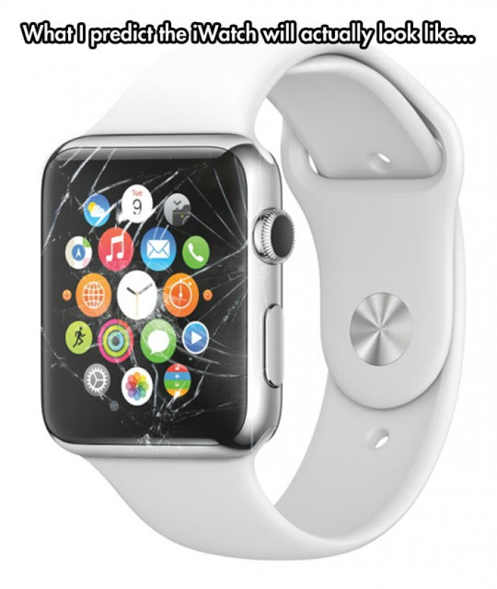 What iWatch Will Look Like