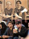 Bros for life - young and now - Leonardo DiCaprio and Tobey Maguire