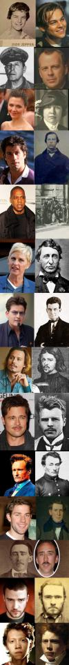 Are Celebrities Actually Time Travelers?