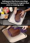 Baking pan that forms any shape.