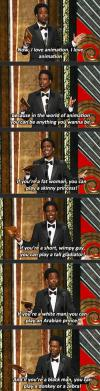 Chris Rock on animated films