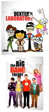 Dexter's Laboratory vs The Big Bang Theory