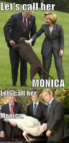 Let's Call Her Monica